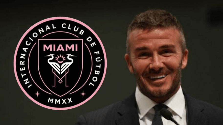 Giải mã ý nghĩa logo và tên gọi đội bóng của riêng Beckham - Ảnh 1.