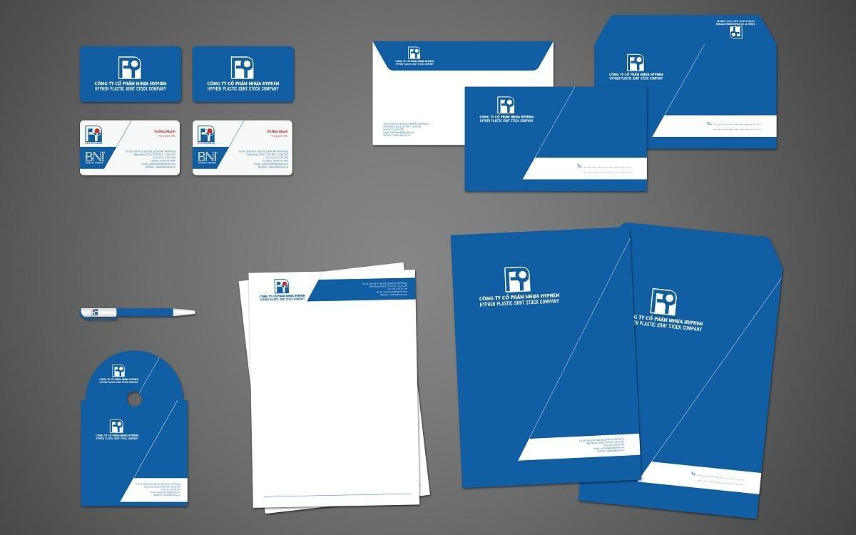 Thiết kế hệ thống nhận diện thương hiệu